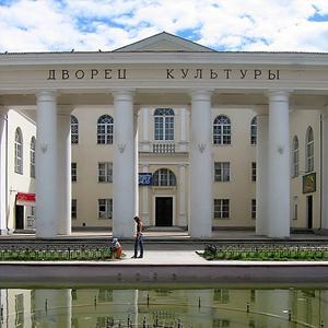 Дворцы и дома культуры Тоншаево