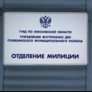 Отделения полиции Тоншаево