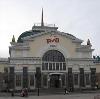 Железнодорожные вокзалы в Тоншаево