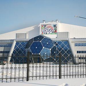 Спортивные комплексы Тоншаево