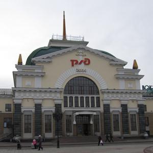 Железнодорожные вокзалы Тоншаево